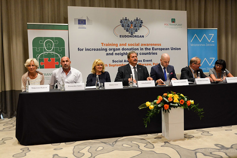 Press Release – First social awareness event in Poland